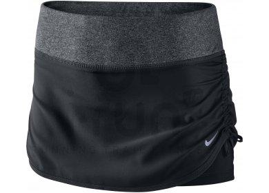 c2031a253c7c9 Nike Jupe 2 en 1 Rival W femme Noir