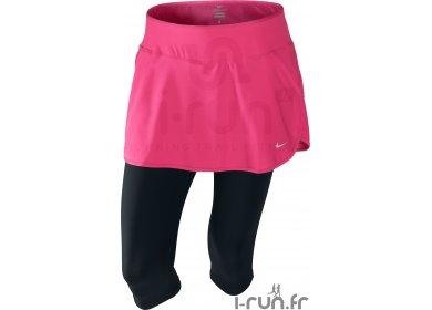Nike Jupe Corsaire Skapri Rose W
