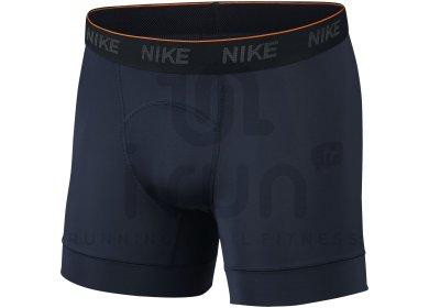 Nike Lot de 2 boxers Brief M homme Bleu marine 0fa4ab04f71