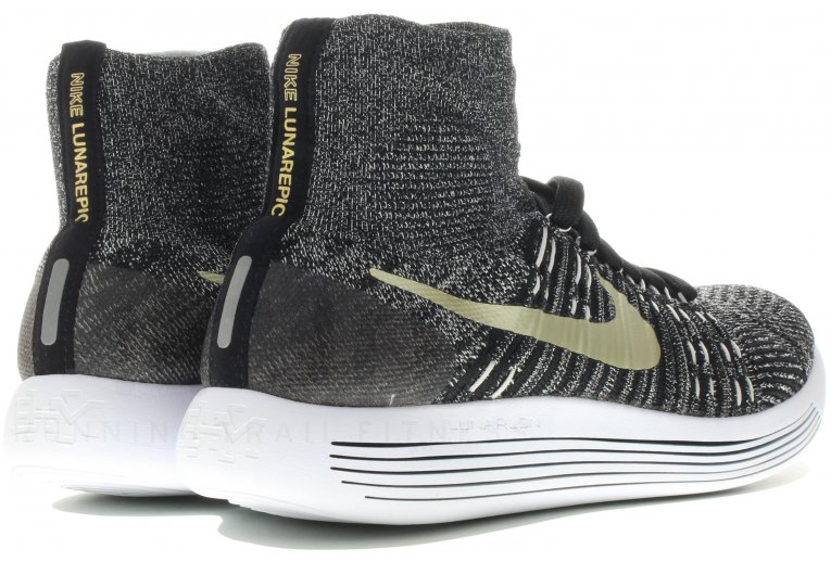 new product 813c1 bdb50 Nike LunarEpic Flyknit Black History Month