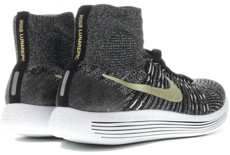 1749aa75af46c0 Nike LunarEpic Flyknit Black History Month en promoción