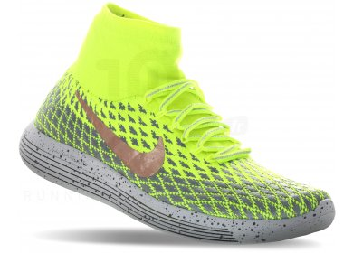 142e58dd82cb Nike LunarEpic Flyknit Shield M homme Jaune or pas cher