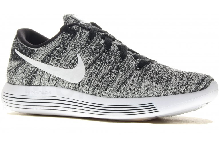 Nike LunarEpic Flyknit blancas