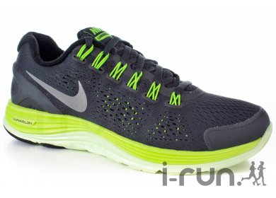 outlet store many styles biggest discount Nike Lunarglide+ 4 M homme pas cher
