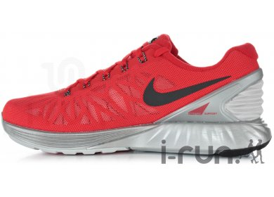 Nike Lunarglide 6 Flash M Pas Cher Chaussures Homme Nike Running