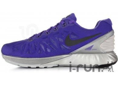 reputable site ec6a0 751f0 Nike Lunarglide 6 Flash W
