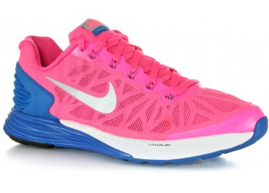 Nike Lunarglide 6 GS pas cher Chaussures running femme Nike