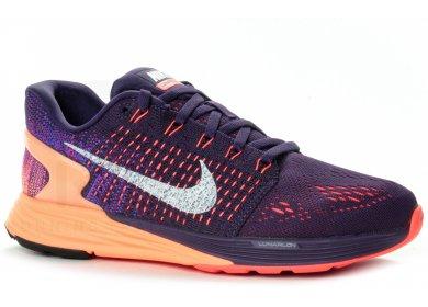 Nike Lunarglide 7 W Pas Cher Chaussures Running Femme Running