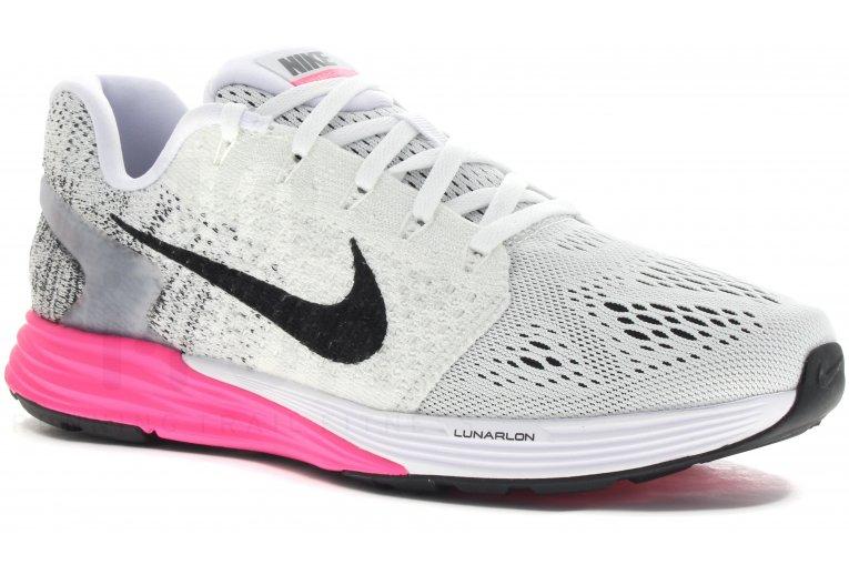 Promoción Lunarglide Nike Mixtos Mujer Terrenos 7 Zapatillas En xT8aq1