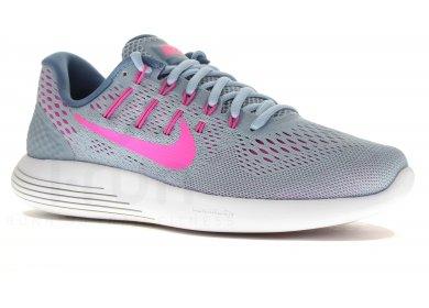 Nike Lunarglide 8 W femme Bleu pas cher