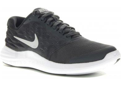 buy popular e8096 7421b Nike Lunarstelos GS homme Noir pas cher