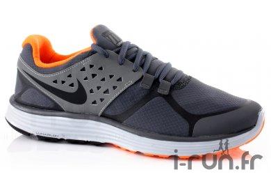 on sale fba21 170d8 Nike Lunarswift+ 3 Shield pas cher - Destockage running Chaussures homme en  promo
