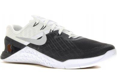 separation shoes 5b22b 5e607 Nike Metcon 3 M homme Noir pas cher