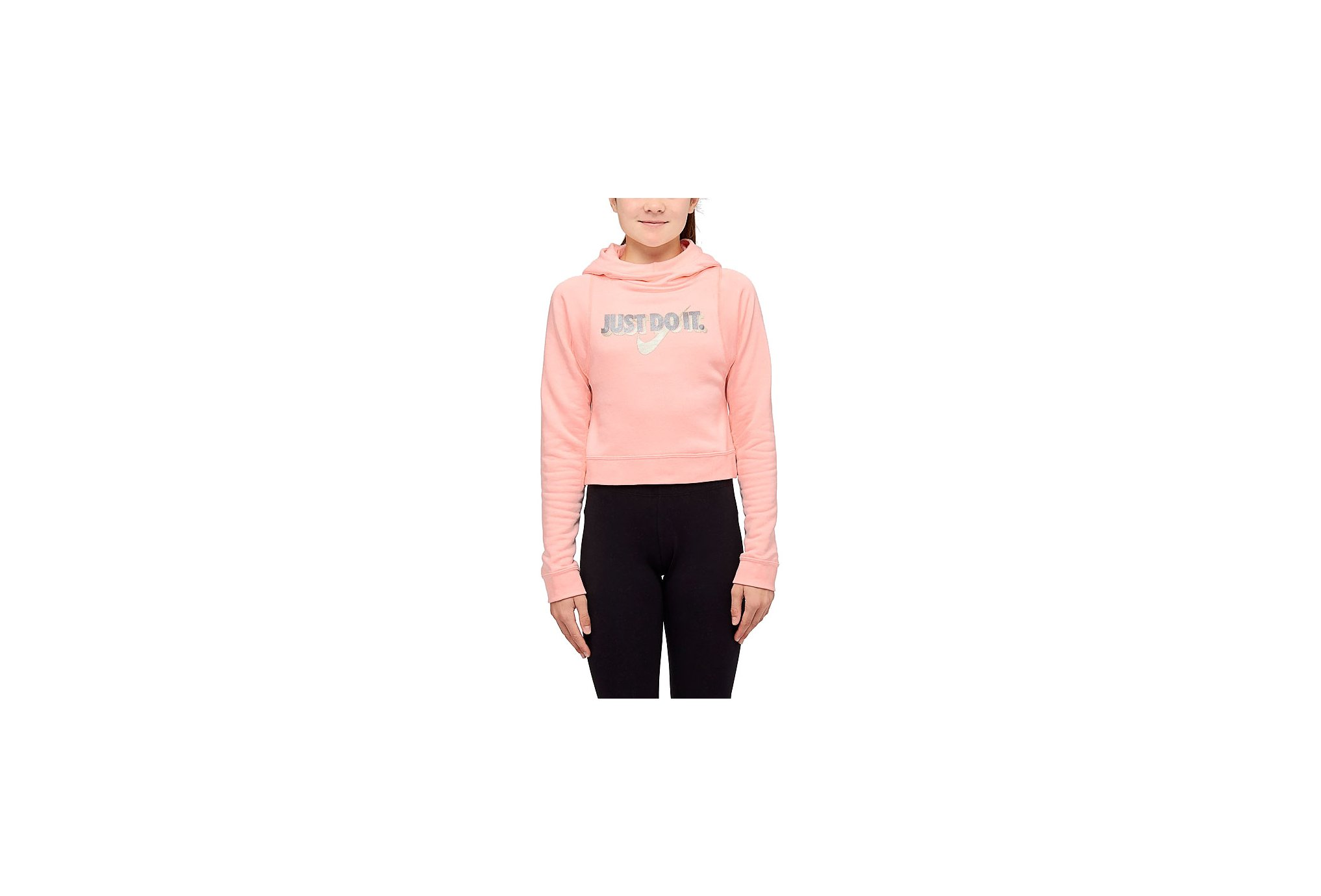 Nike Modern Hoodie Fille vêtement running femme