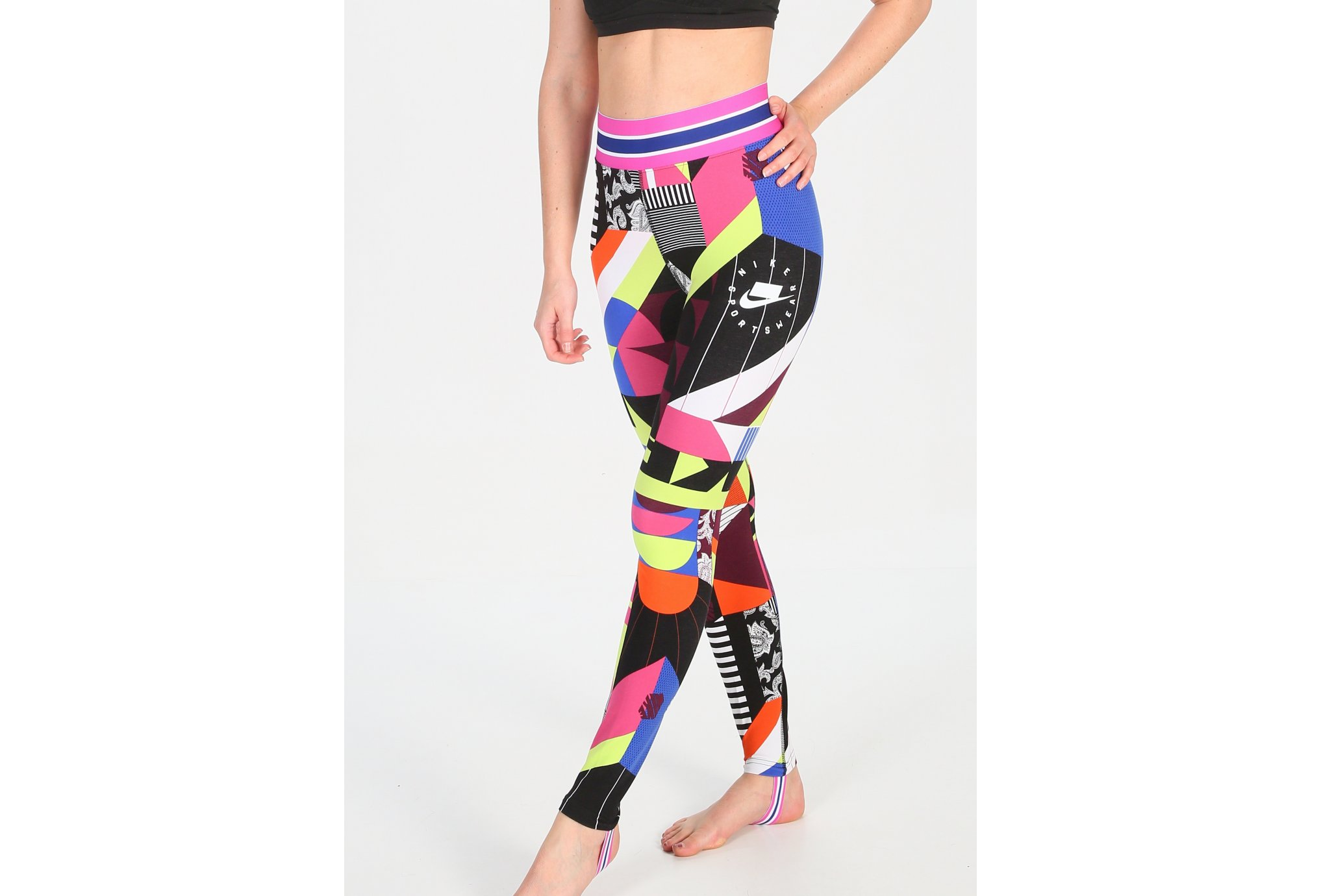 Nike NSW All Over Print W vêtement running femme