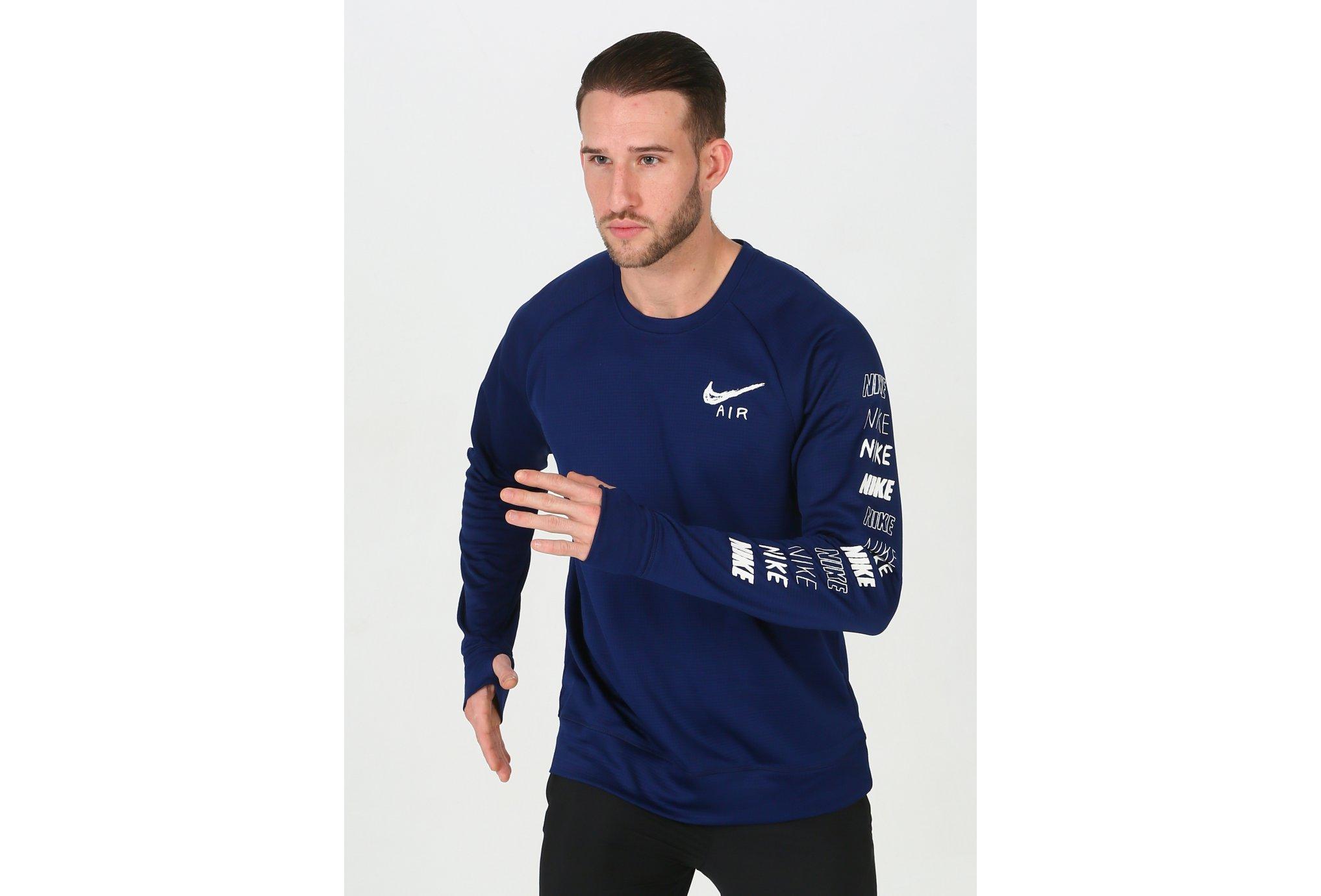 Nike Pacer Plus Crew M Diététique Vêtements homme
