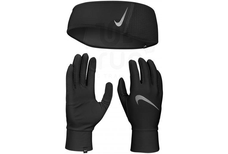 Nike Pack Dry Lightweight Fleece bandeau + gants  M