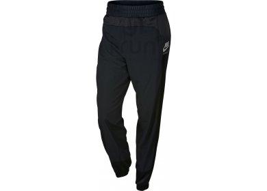 1b42f288c33 Nike Pantalon International W femme Noir pas cher