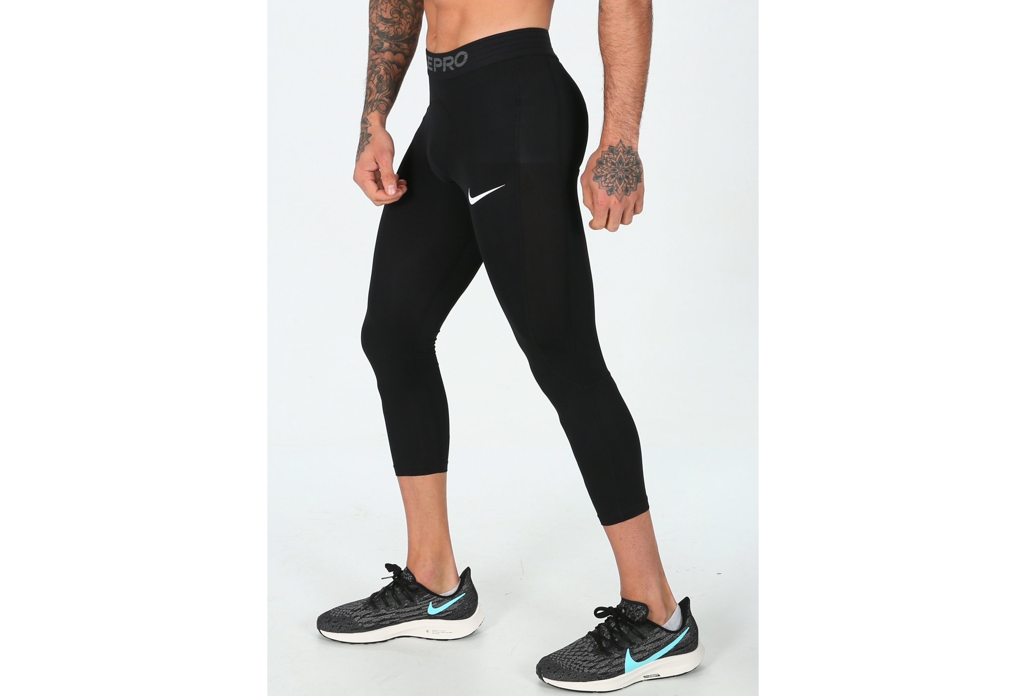 Nike Pro 3/4 M vêtement running homme