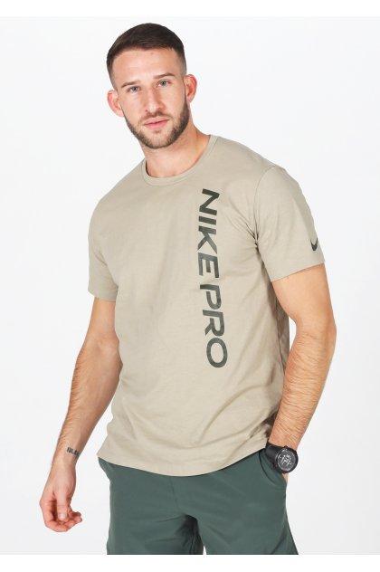 Nike camiseta manga corta Pro Burnout