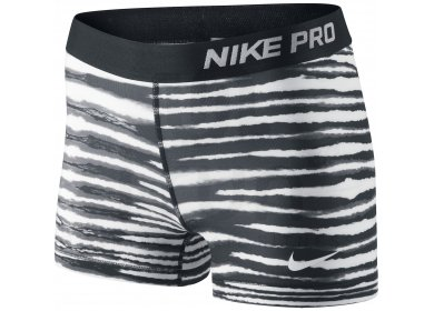 wholesale dealer 9110d 6441e Nike Pro Cuissard court Tiger 7.5cm W