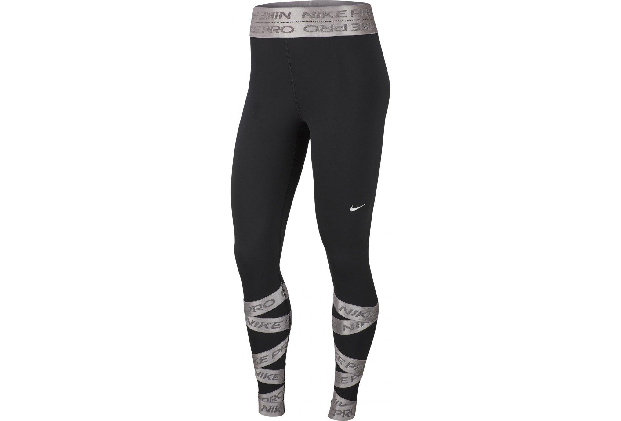 Nike mallas Pro Elastic 7/8 vêtement running femme