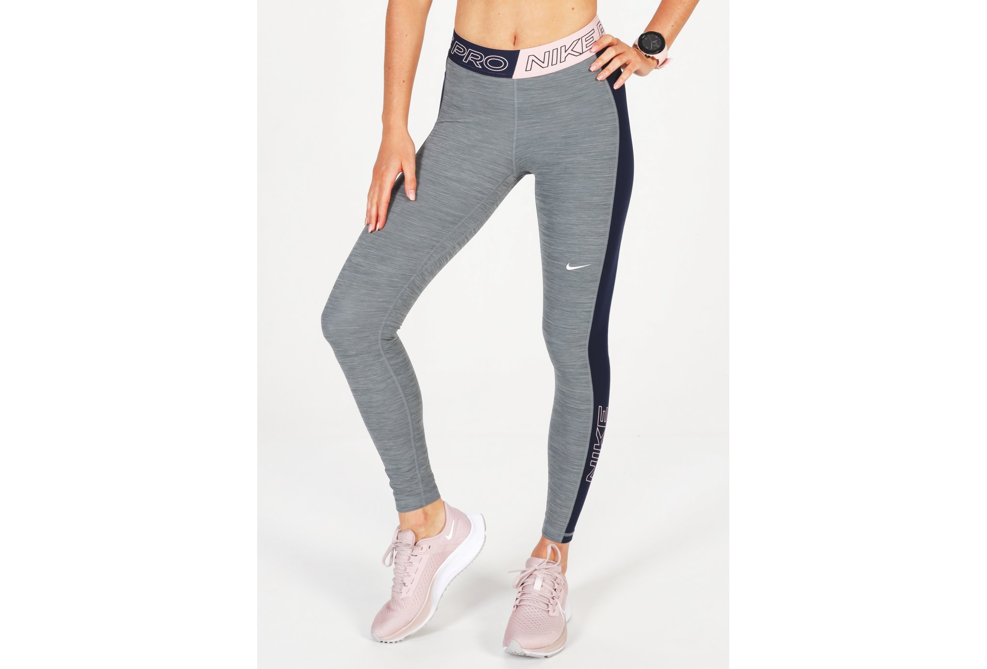 Nike Pro Graphic 7/8 W vêtement running femme