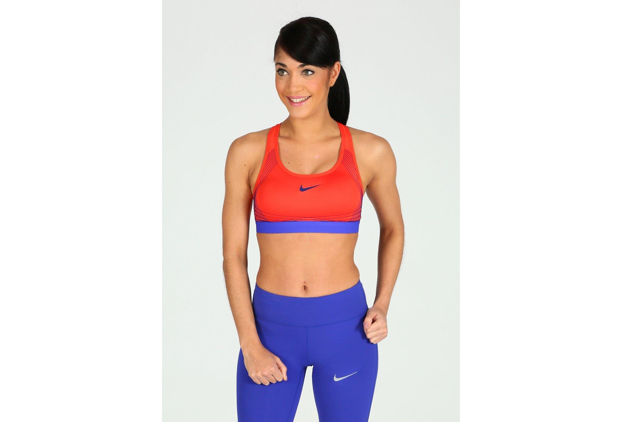 Nike Pro Hyper Classic Padded W Diététique Vêtements femme