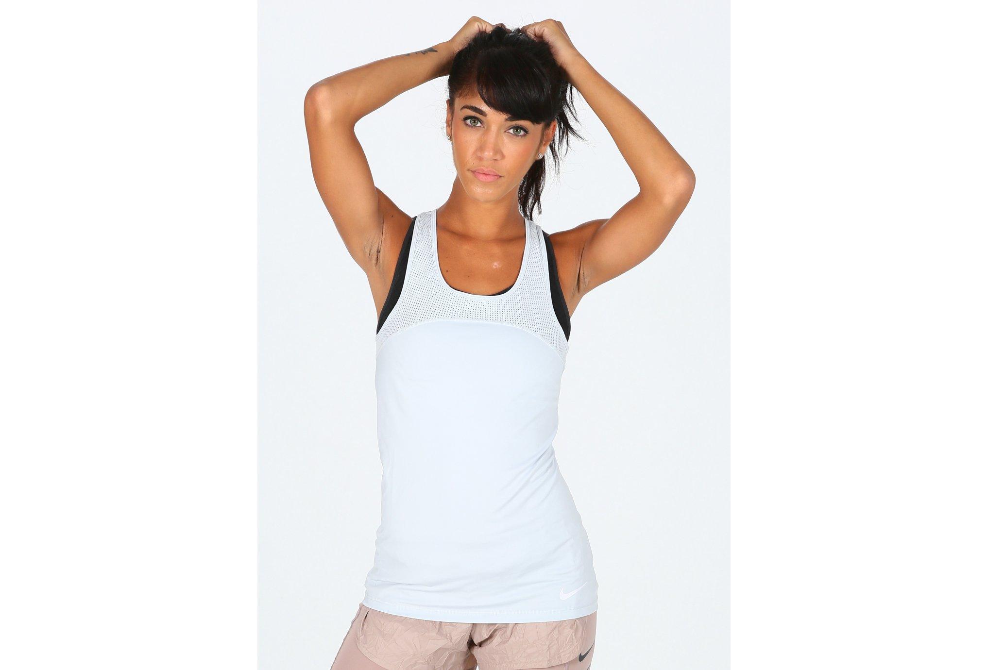 Nike Pro Hypercool Tank W vêtement running femme