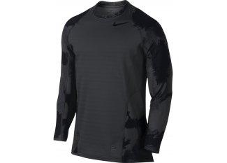 Nike Maillot Nike Pro Hyperwarm Top