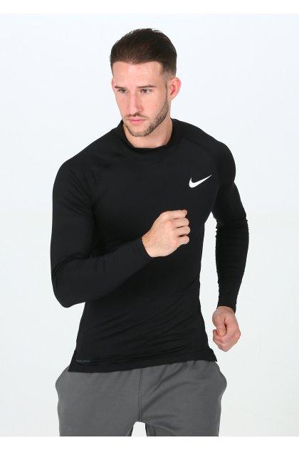 Nike camiseta manga larga Pro Mock