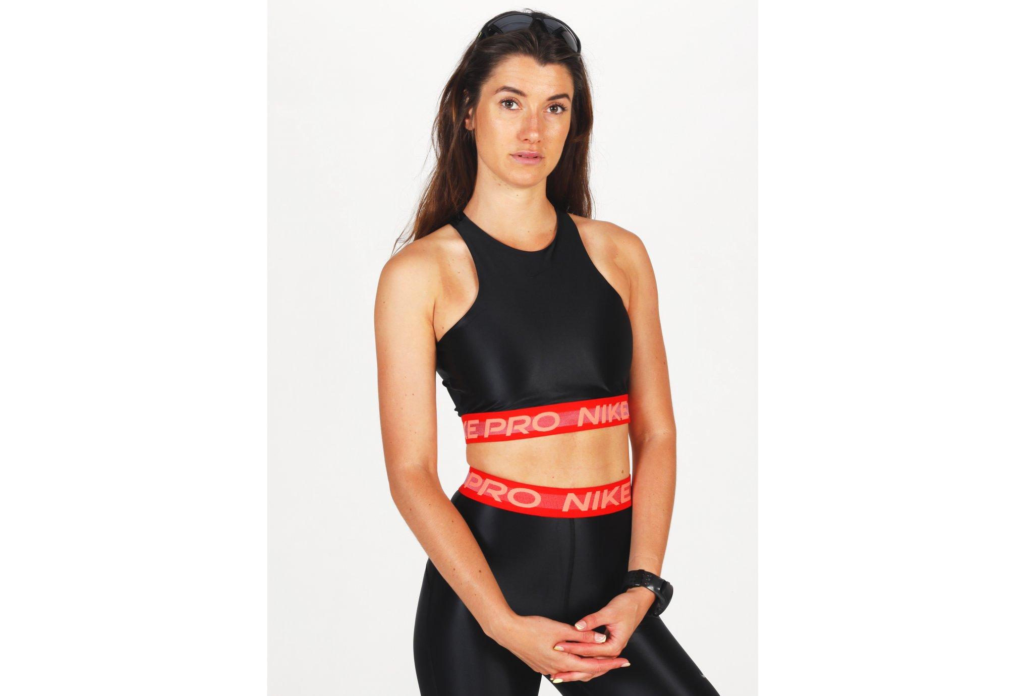Nike Pro Novelty W vêtement running femme