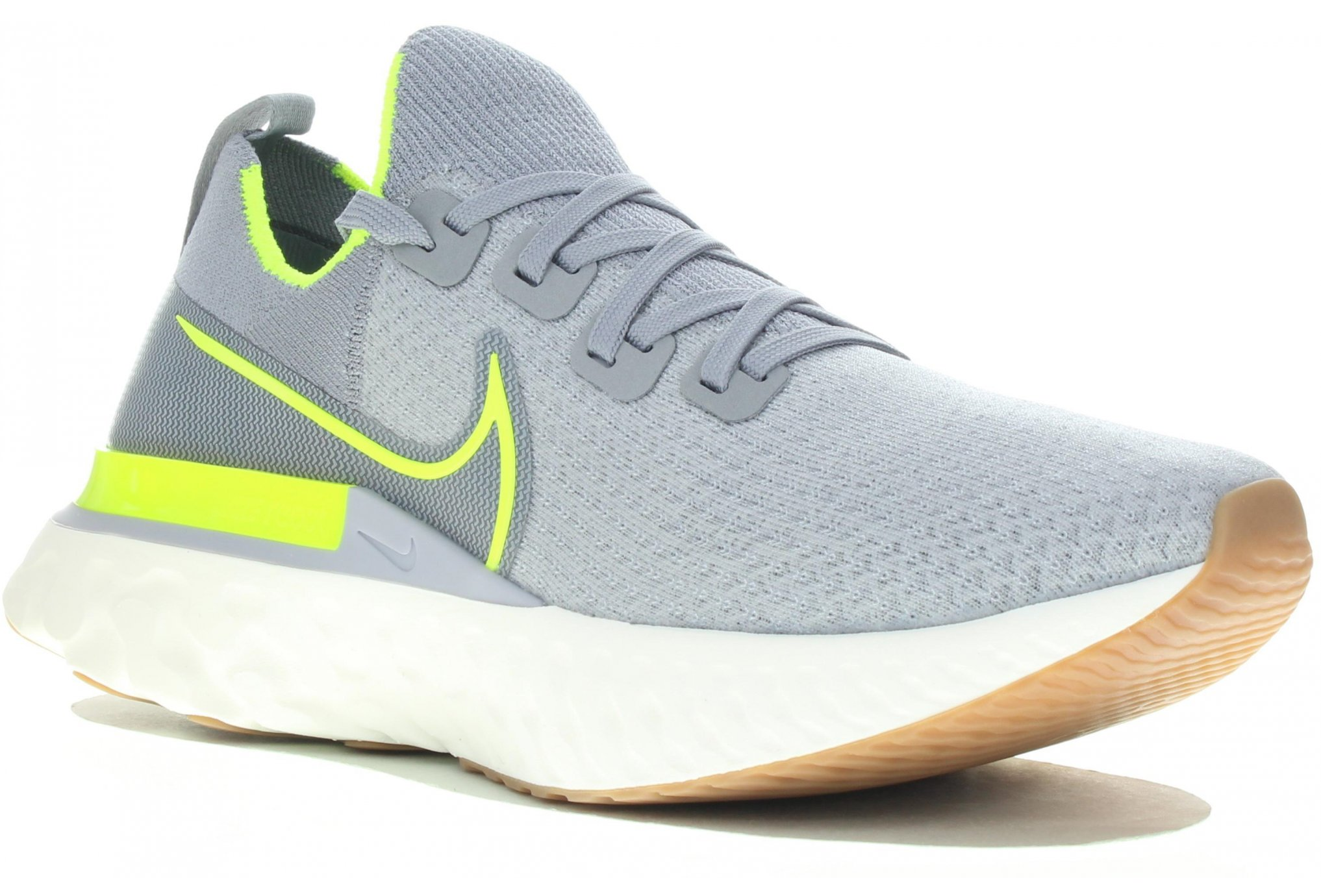 Nike React Infinity Run Flyknit Chaussures homme