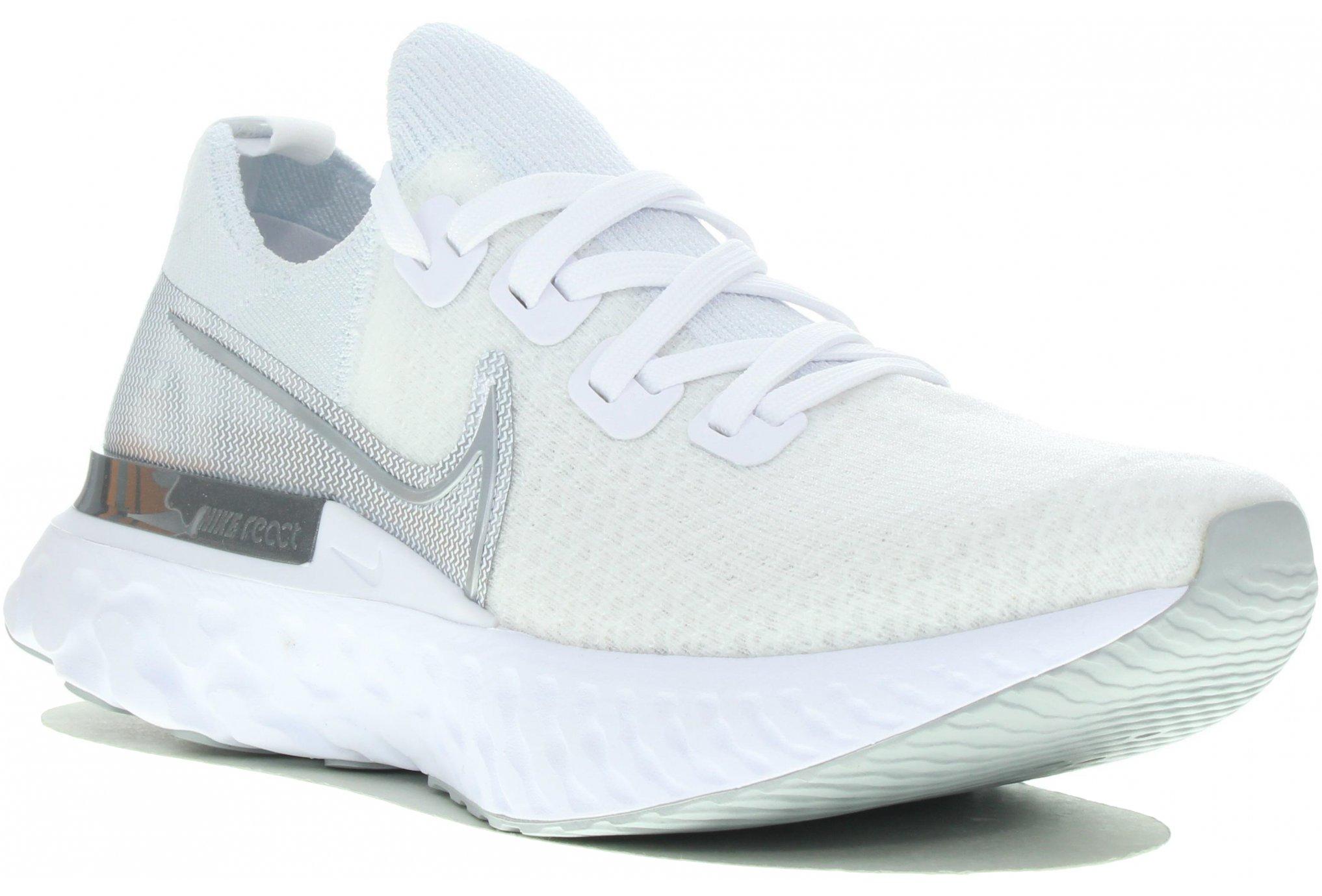 Nike React Infinity Run Flyknit W Diététique Chaussures femme