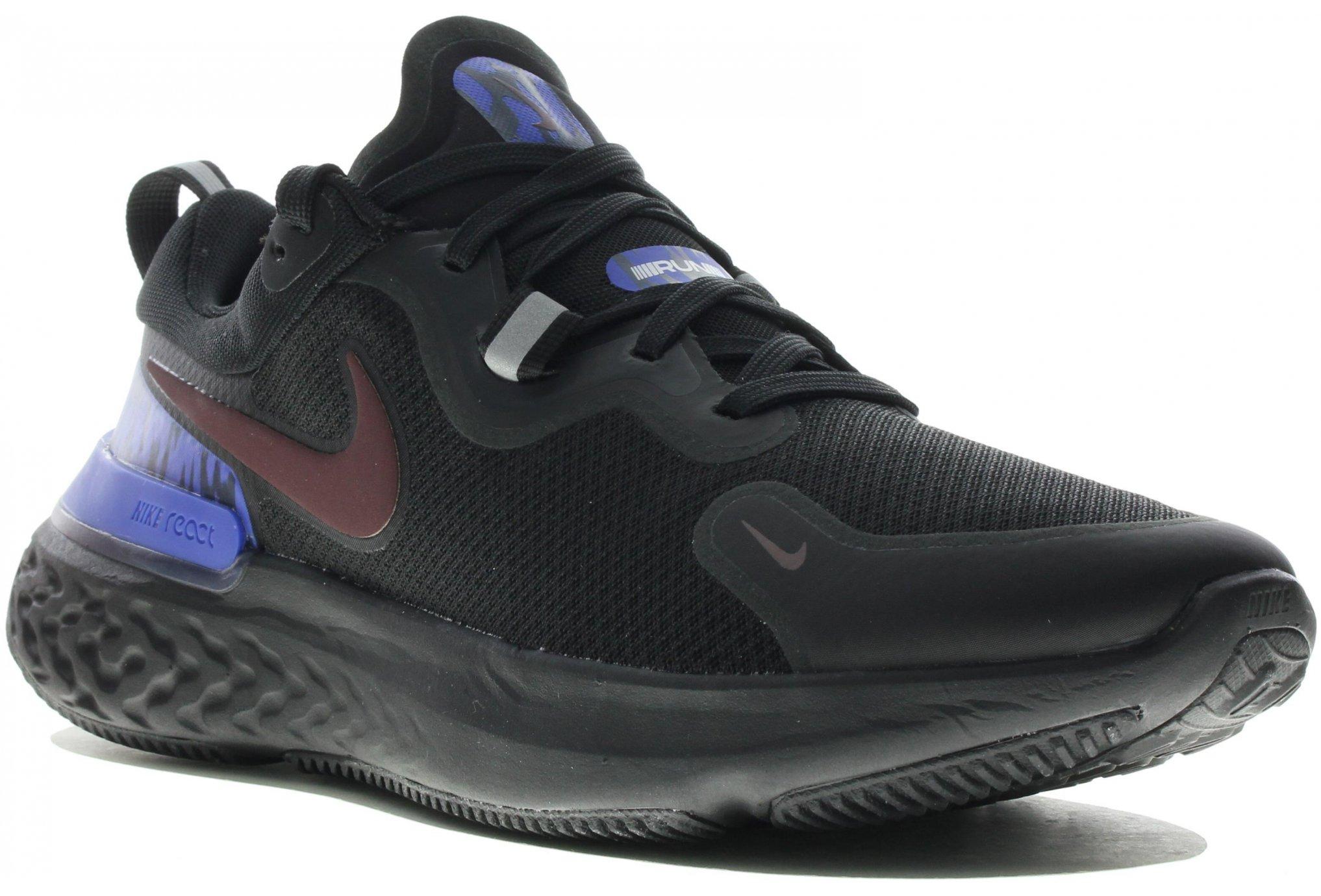 Nike React Miler M Diététique Chaussures homme