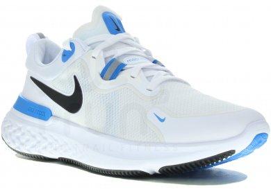 Nike React Miler M homme Blanc pas cher