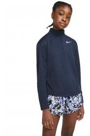 Nike Run 1/2 Zip Fille