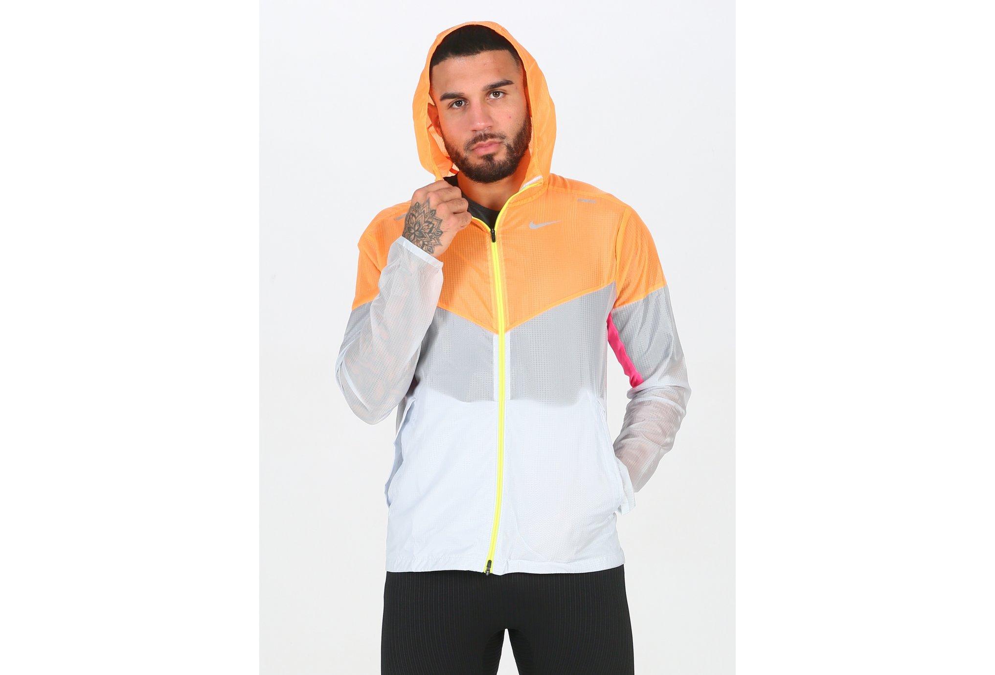 Nike Veste Windrunner Fleece Mix M