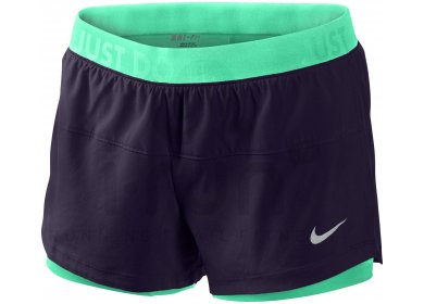 f05d490fd904 Nike Short Icon Woven 2 en 1 W femme pas cher