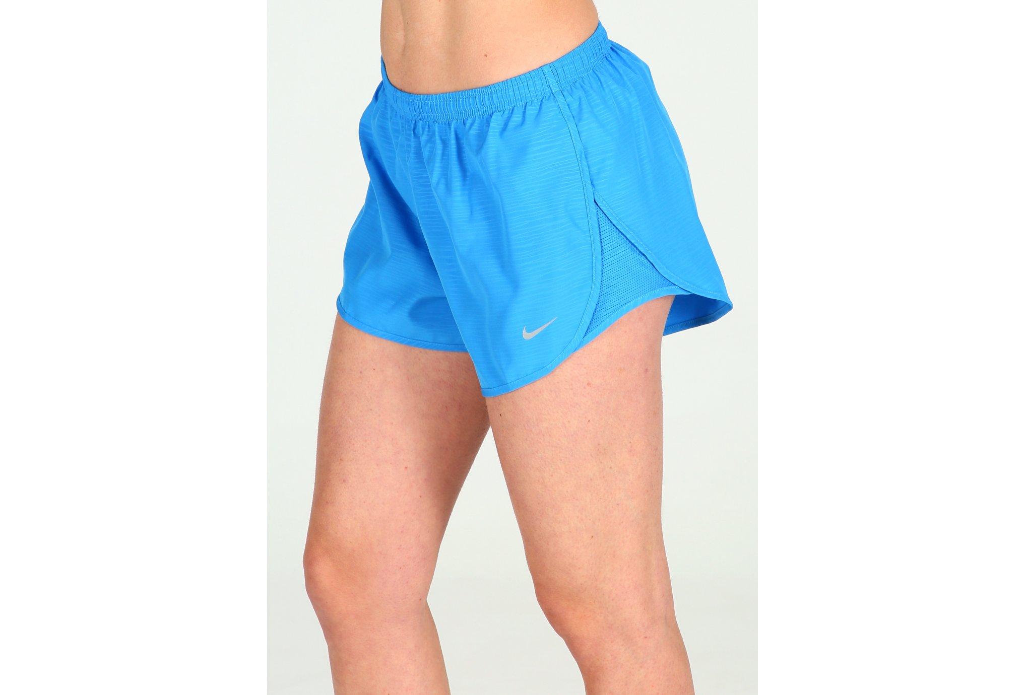 Nike Short Tempo Modern Embossed W Diététique Vêtements femme