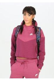 Nike Veste Tech Fleece 3mm Bomber W femme Grisargent pas cher