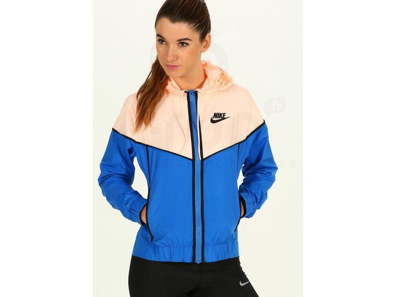 Nike Sportswear Windrunner W pas cher - Vêtements femme running Sportswear  en promo dd35ccfc385