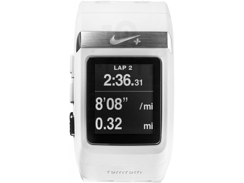 nike sportwatch gps nike tomtom blanc pas cher. Black Bedroom Furniture Sets. Home Design Ideas