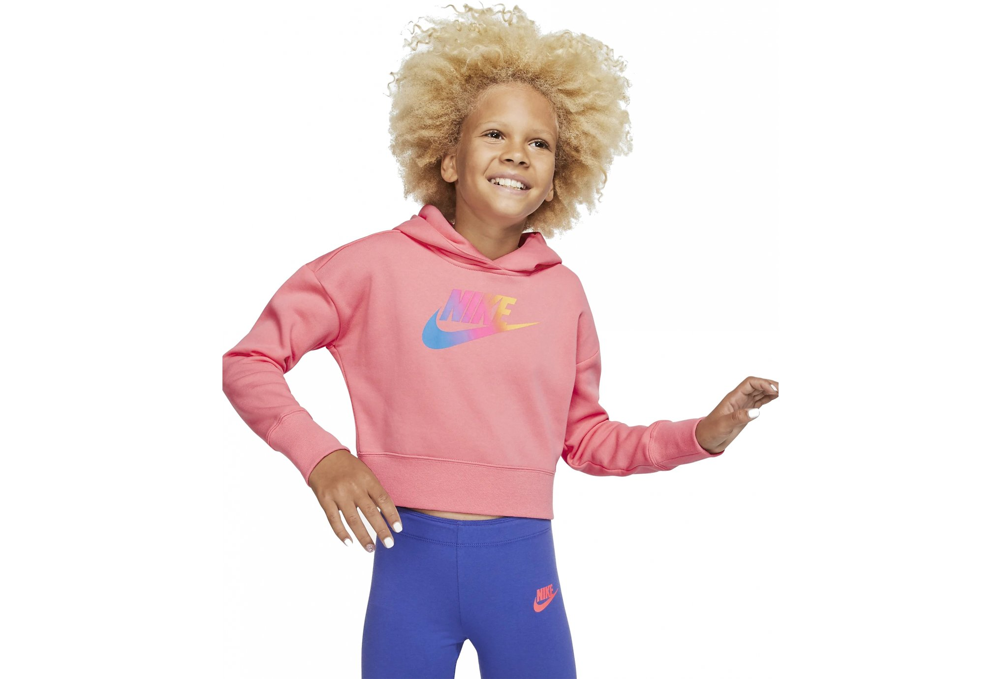 Nike Sportwear Crop Fille vêtement running femme