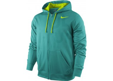 Nike Sweat capuche K.O. zippé M