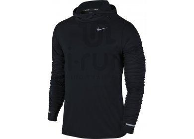 51fae3cfa7 Nike Sweat Dri-Fit Element M homme Noir pas cher