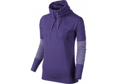 Nike Sweat Dri-Fit Knit Infinity Cover-Up W