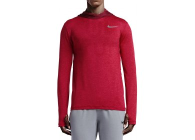 7fee10911d Nike Sweat Ultimate Dry M homme Rouge pas cher
