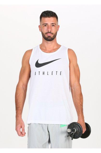 Nike camiseta de tirantes Swoosh Athlete