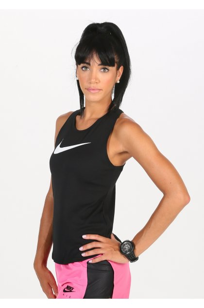 Nike camiseta de tirantes Swoosh Run
